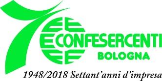 LOGO Confesercenti 70anni